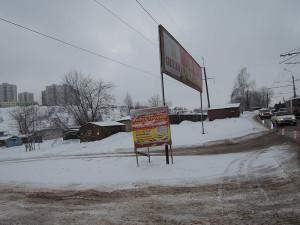 Схема проезда на рынке Советский